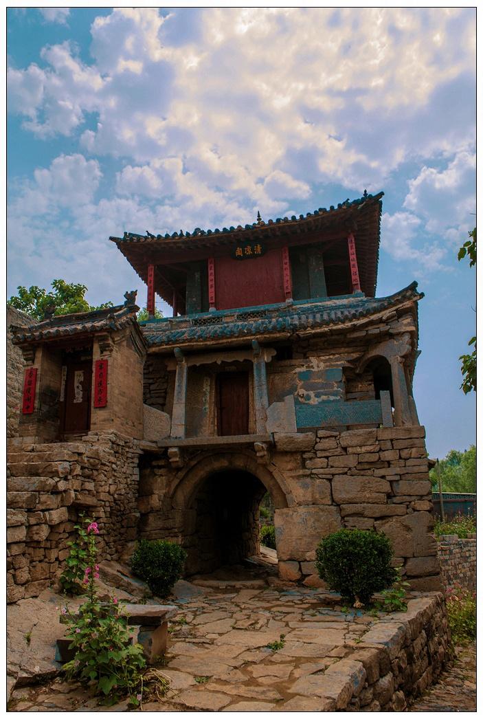 河北行纪—— 历史文化名村石头村 - H哥 - H哥的博客