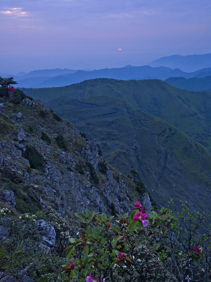 轿顶山----给你不一样的风景 - 国防绿 - ★☆★国防绿JL★☆★