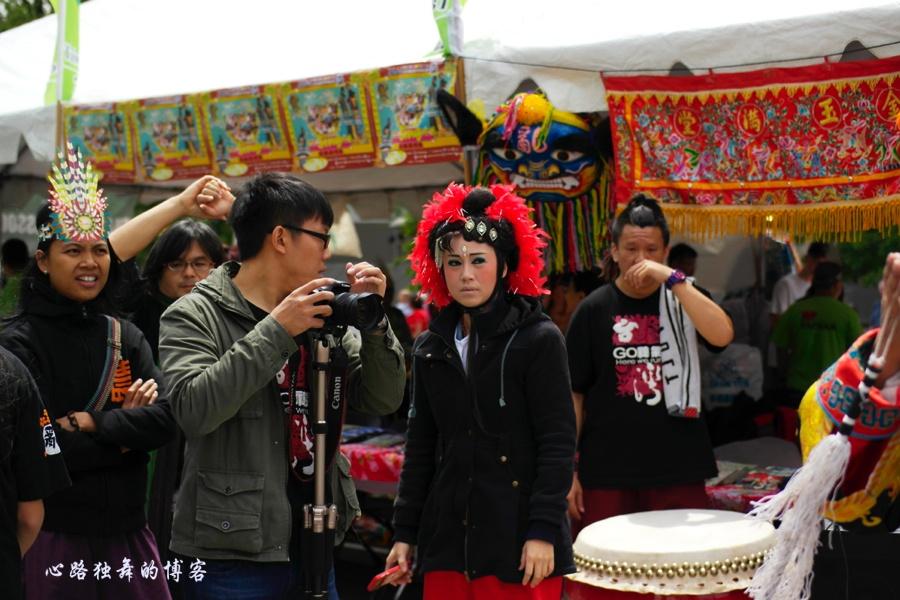 亚洲文化节上中国女伶最抢眼 - 心路独舞 - 心路独舞