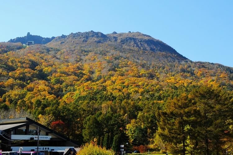 北海道:昭和新山的舒朗秋意 - 海军航空兵 - 海军航空兵