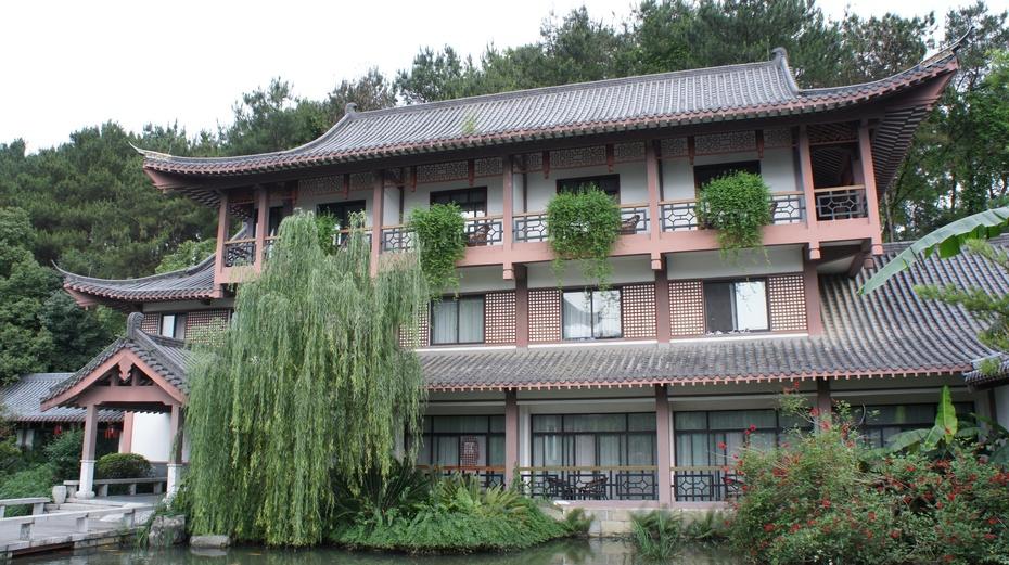 特色饭店之八:桂林驿皇家别院 - 余昌国 - 我的博客