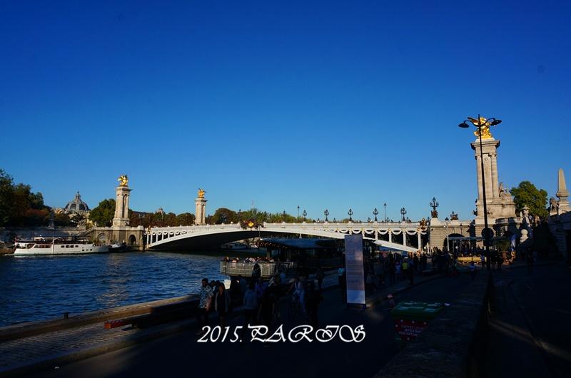 【从巴黎到米兰的非时尚之旅】铁娘子塞纳河上的桥 - 海军航空兵 - 海军航空兵