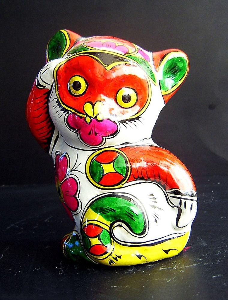 彩塑动物-彩绘明天-搜狐博客