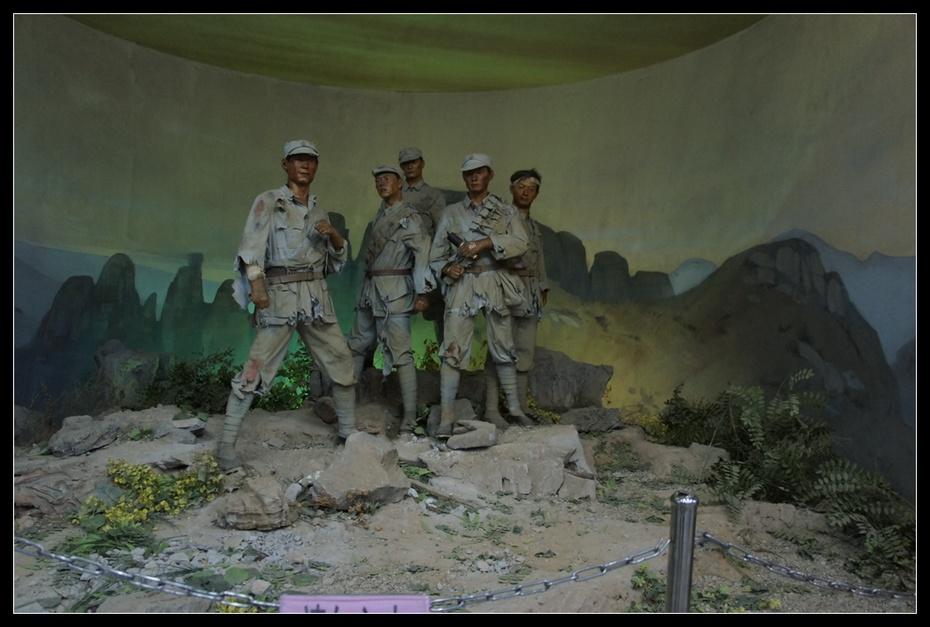河北行纪狼牙山之一:英雄的故事英雄的山 - 海军航空兵 - 海军航空兵