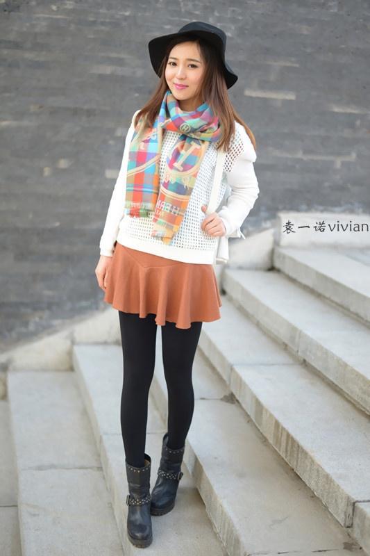 【袁一诺vivian】Grafea-UK背出休闲风 - 小一 - 袁一诺vivian