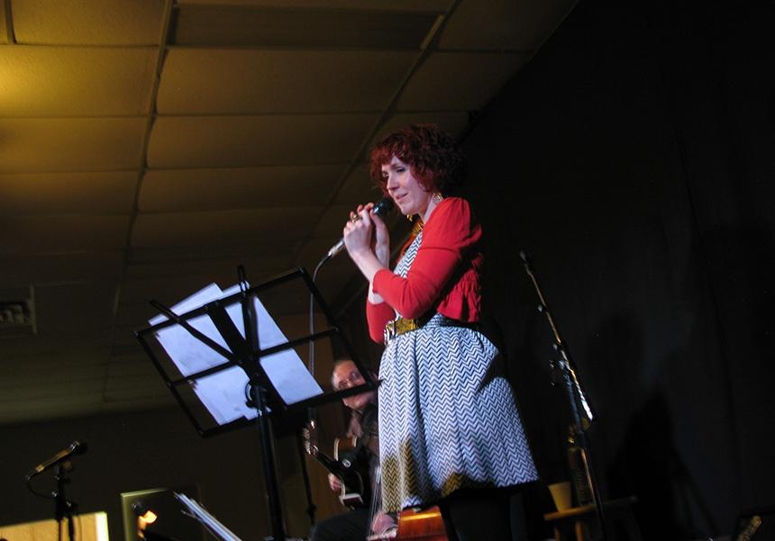 加拿大中老年如何度过严冬-记一次小型音乐会 - sihaiyunyou - sihaiyunyou的博客