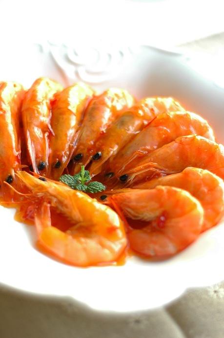 新年宴客快手菜:泰式甜辣虾 - 慢美食 - 慢 美 食