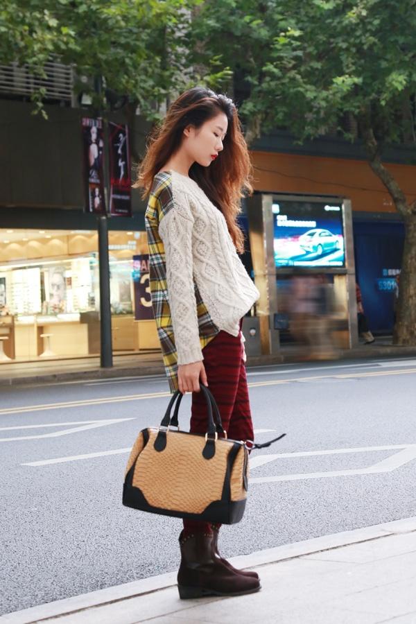 【Ava搭配日记】短靴甚是百搭 - AvaFoo - Avas Fashion Blog
