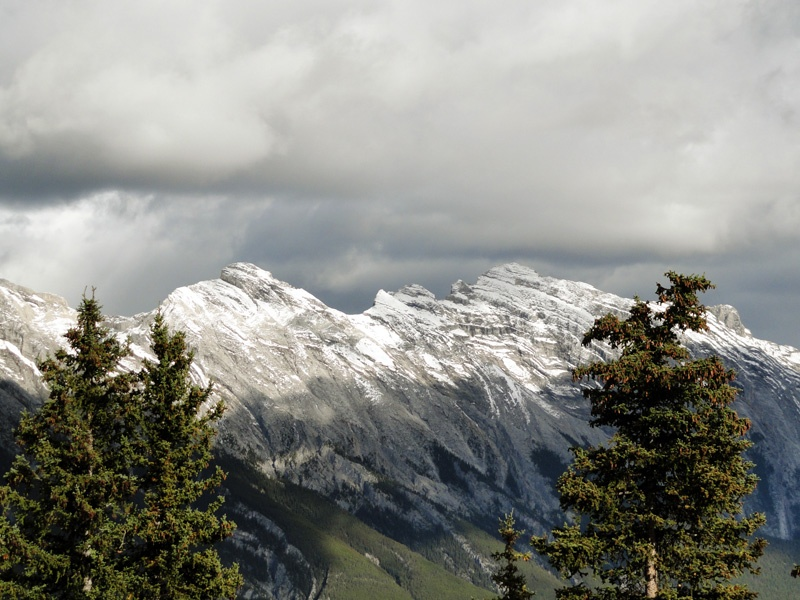 加拿大落基山斑芙国家公园 - sihaiyunyou - sihaiyunyou的博客
