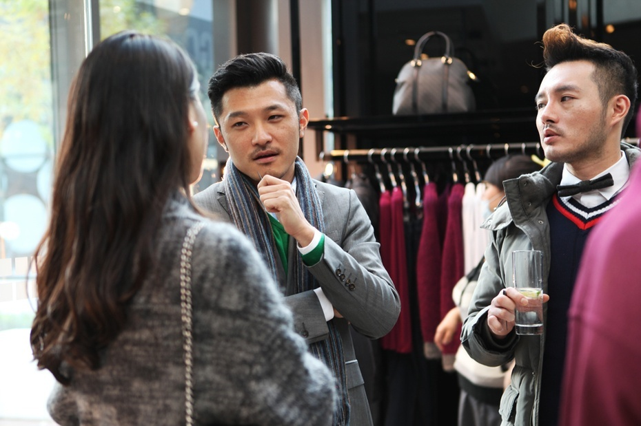 GQ封面模特通缉令 三里屯现场招募日 - VOGUE时尚网 - VOGUE时尚网