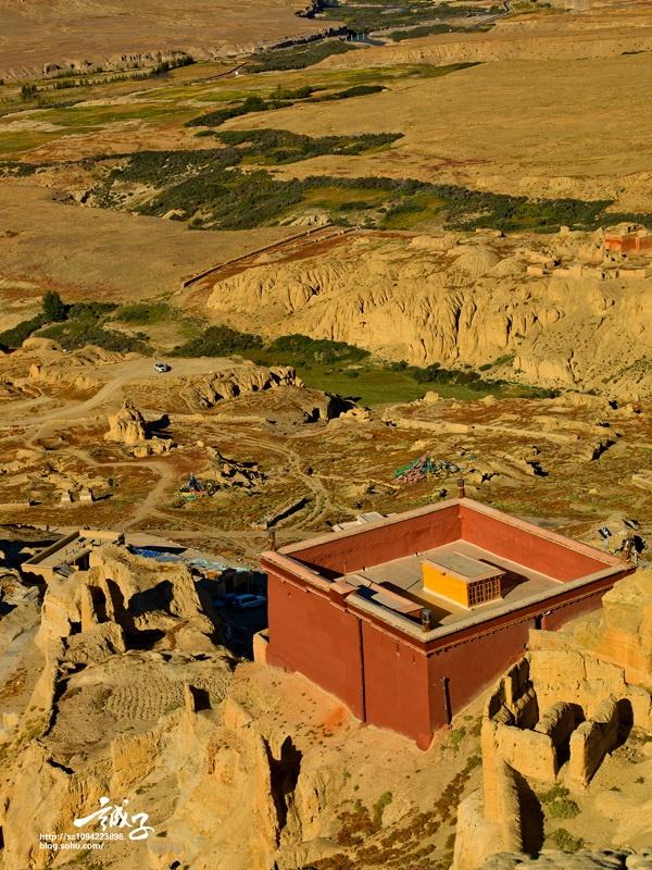 屋脊上的神秘王朝:古格王朝 - 余昌国 - 我的博客