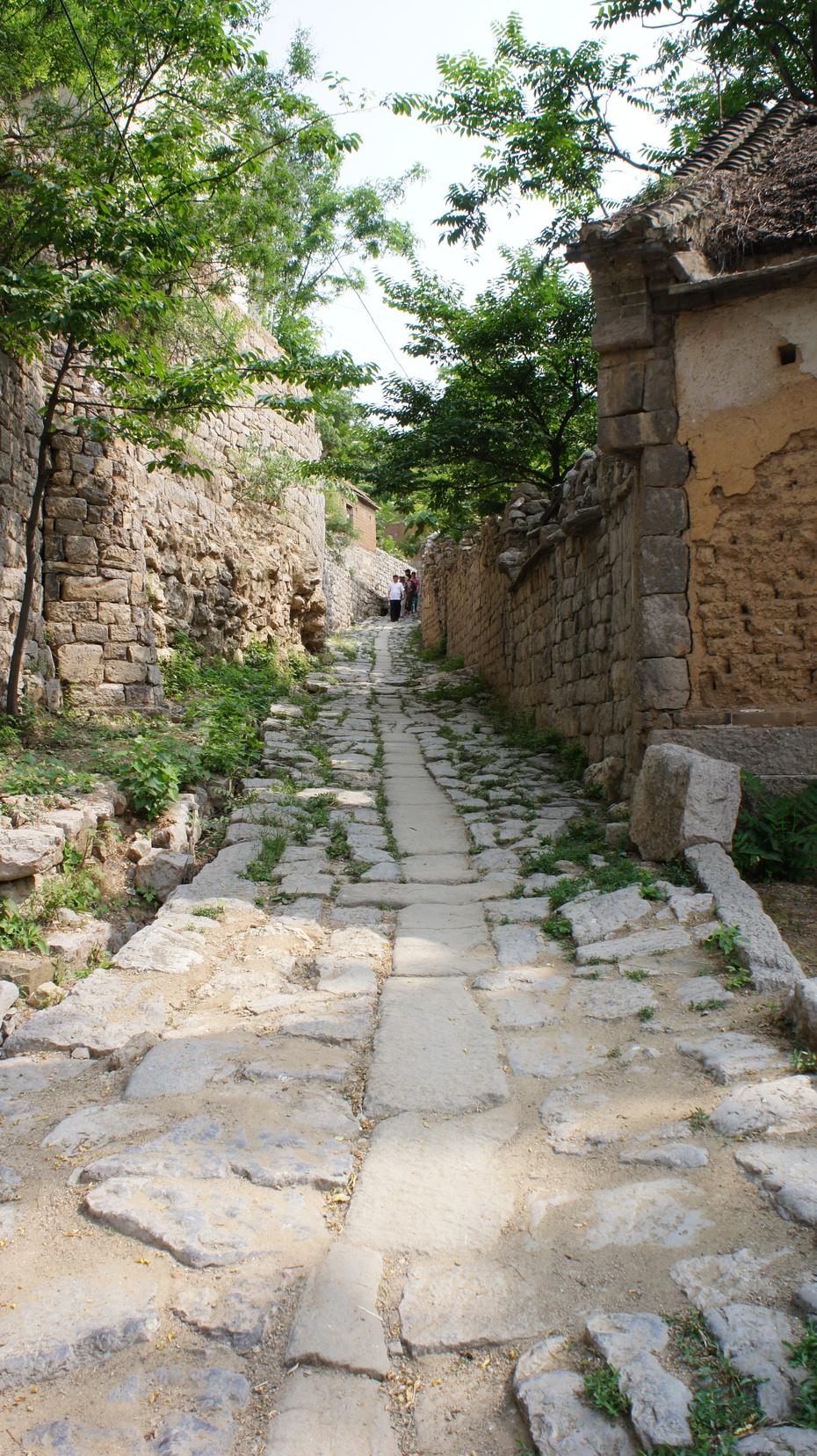 齐鲁第一古村——朱家峪 - 余昌国 - 我的博客