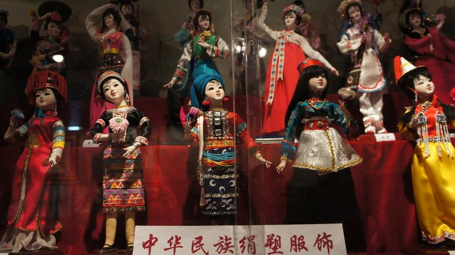 中华民族艺术珍品馆:精美瓷器和金器 - 余昌国 - 我的博客