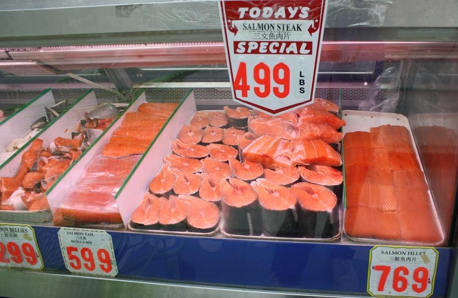 乔磊:实拍美国华人超市的真实物价