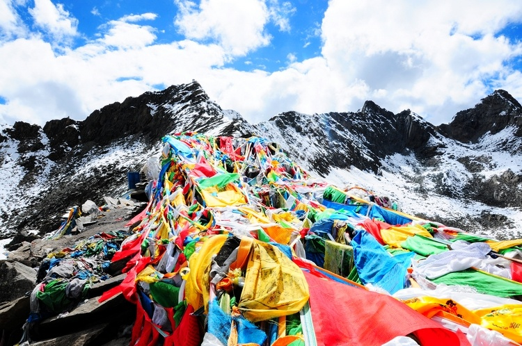 【西藏】预知前世今生的神湖-拉姆拉措 - 卧虎藏龙 - 卧虎藏龙