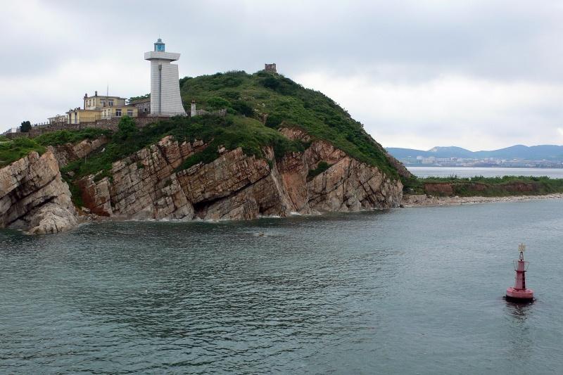 老铁山的灯塔入选世界历史文物 灯塔之列.