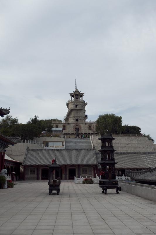 这里的港口静悄悄——锦州市笔架山风景区