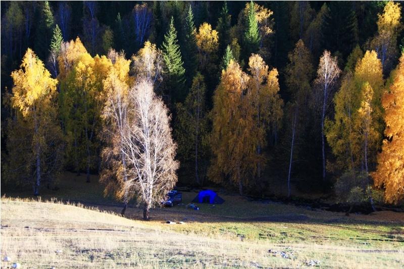 大美新疆:不知名的图瓦村落 - 余昌国 - 我的博客