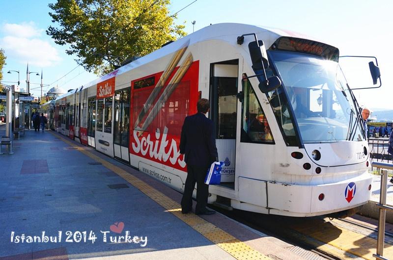 【2014欧洲第一站:土耳其】d2世界上最短的地铁换乘t1图片