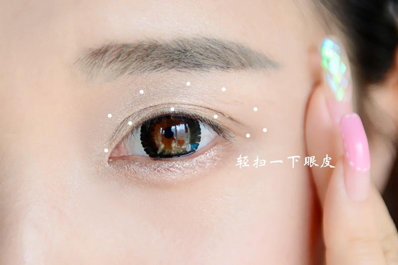 【小一】韩式氧气伪素颜妆容 - 小一 - 袁一诺vivian