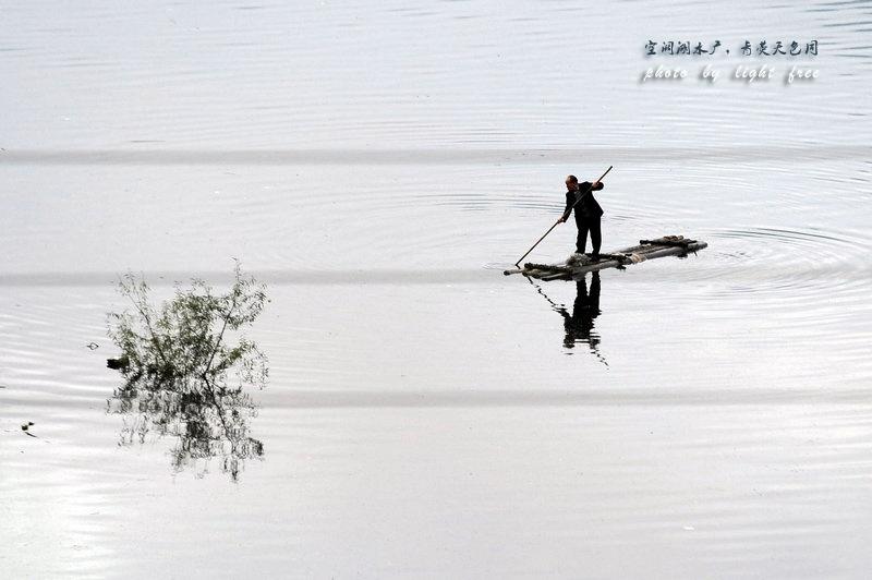 四川洪雅:静静的雅女湖 - 余昌国 - 我的博客