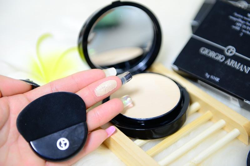【小一】阿玛尼极缎云柔精华粉凝霜,我们的0妆感美丽秘密 - 小一 - 袁一诺vivian