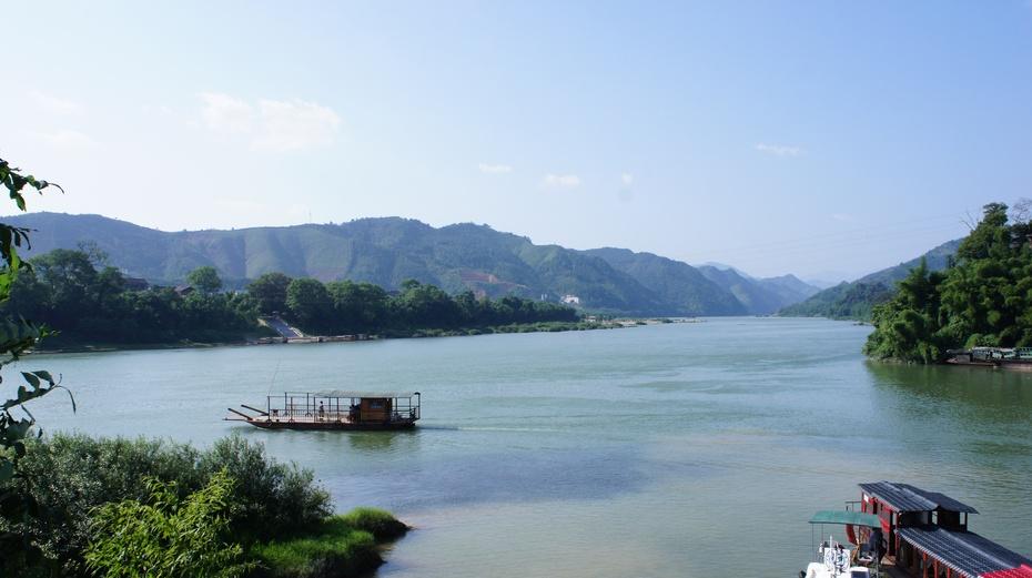 走进广西三江丹洲古镇 - 余昌国 - 我的博客