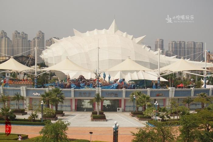 汕头方特欢乐世界:蓝水星主题公园