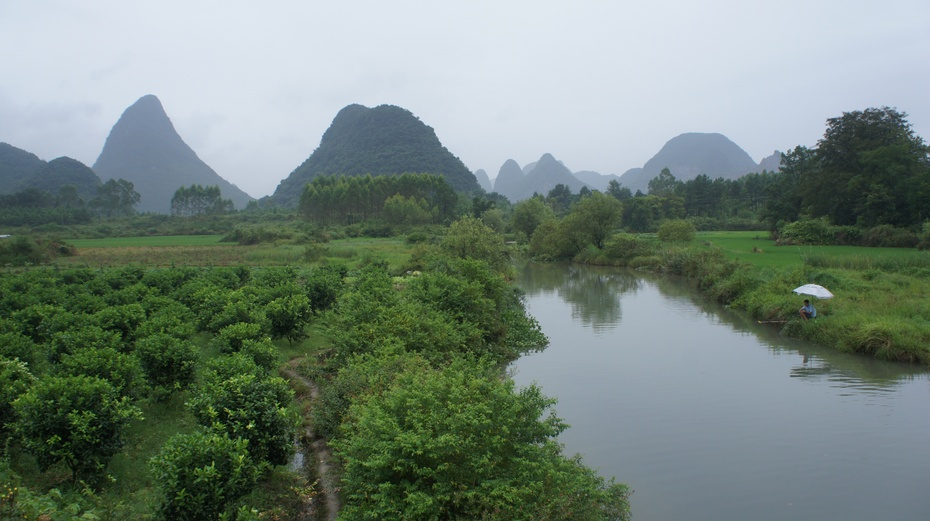 休闲养生圣地:永福金钟山 - 余昌国 - 我的博客