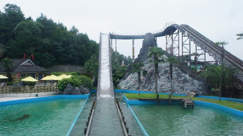 夢幻世界:桂林樂滿地主題樂園圖片