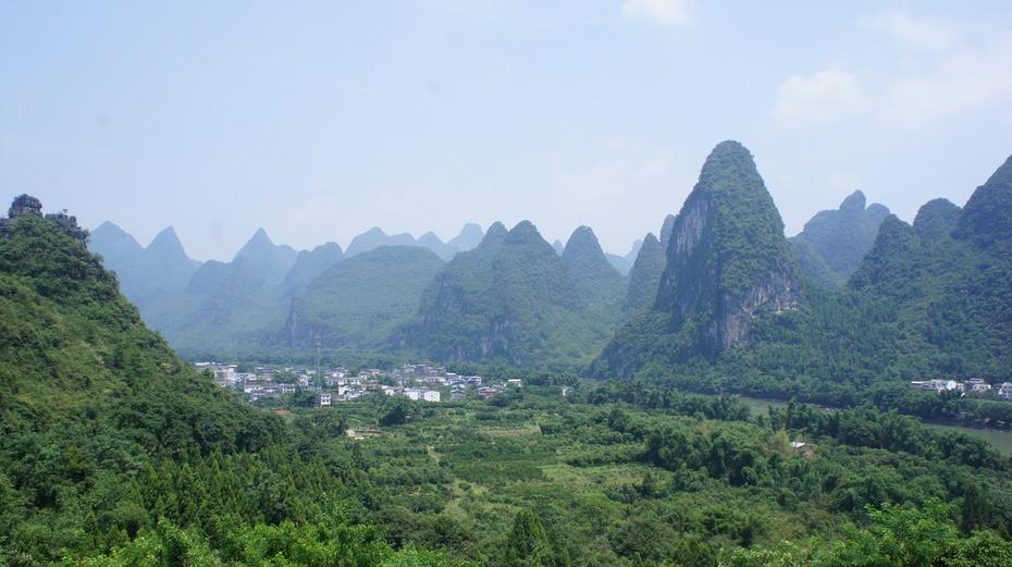 漓江上永不干涸的黄金水道:杨堤 - 余昌国 - 我的博客
