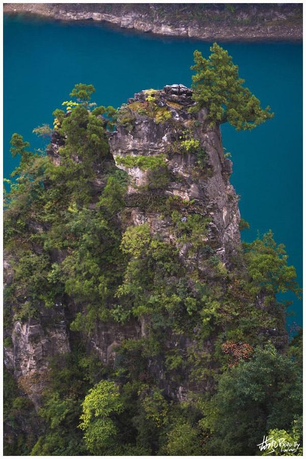 【云台山】玻璃栈道赏初秋美景 - 蓝风 - 蓝风的图像家园