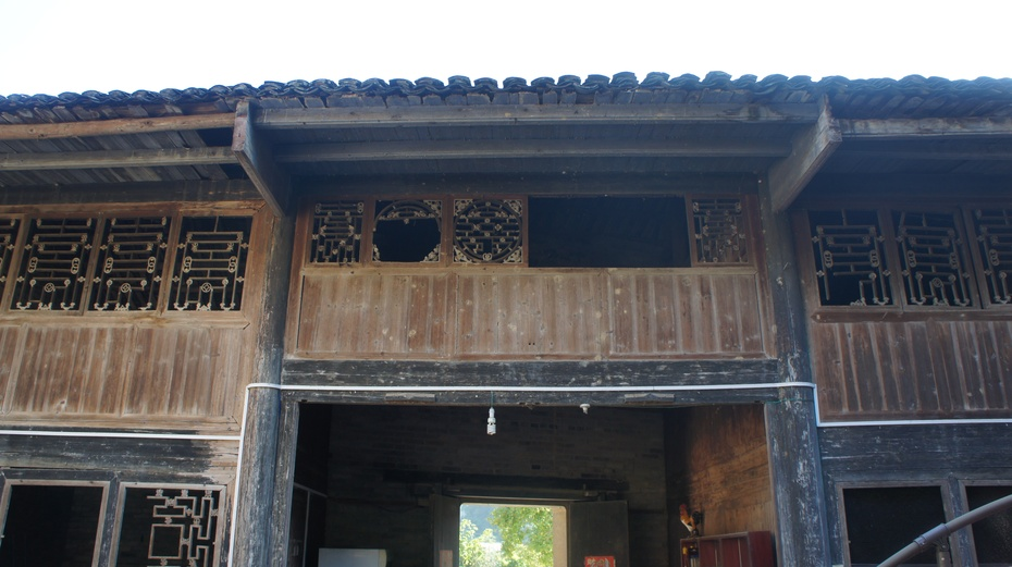 中国历史文化名村:旧县村 - 余昌国 - 我的博客
