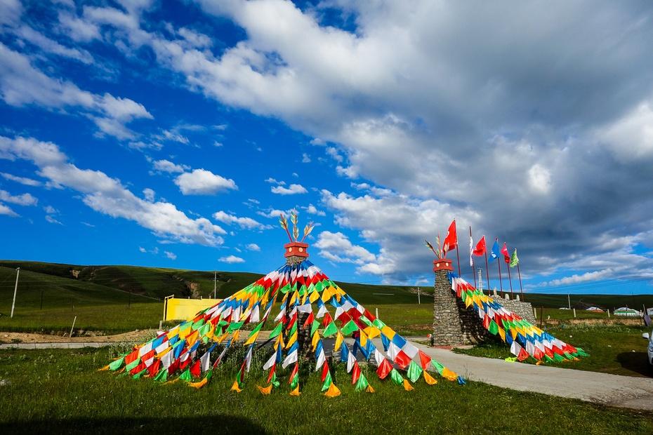 大美青海:风光旖旎青海湖 - H哥 - H哥的博客