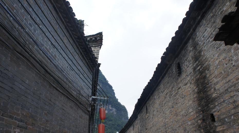 古色古香的传统村落:阳朔龙潭古镇 - 余昌国 - 我的博客