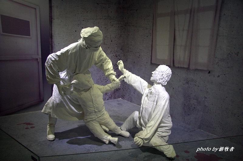 25.731部队残忍地用中国人进行活体解剖实验   21.731部队用被俘的中
