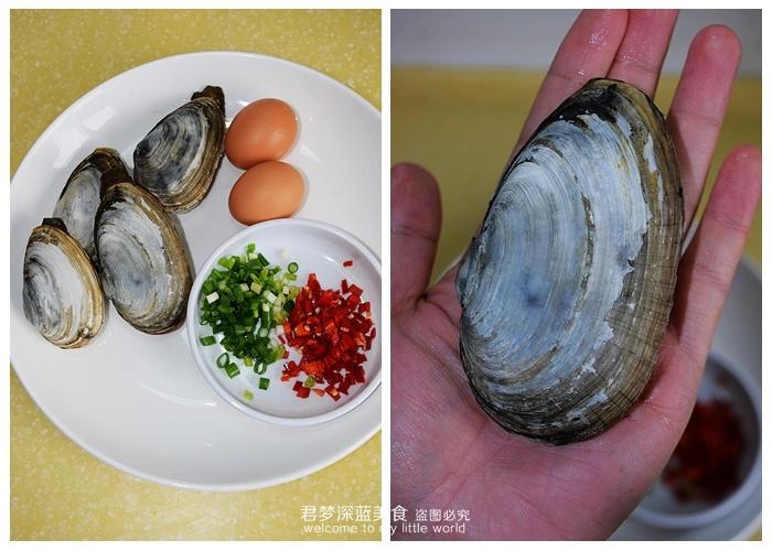 【象拔蚌炒鸡蛋】---鲜美爽脆象拔蚌最家常做法 - 慢美食 - 慢 美 食