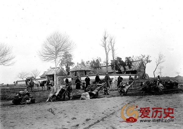 德国人强占下的胶州湾 - 爱历史 - 爱历史---老照片的故事