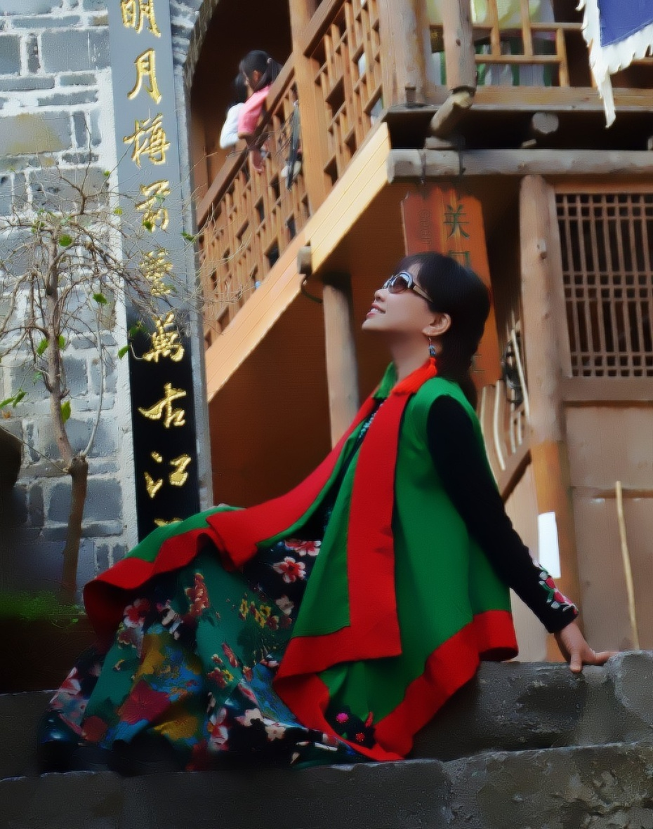 龚滩古镇 - 国防绿 - ★☆★国防绿JL★☆★