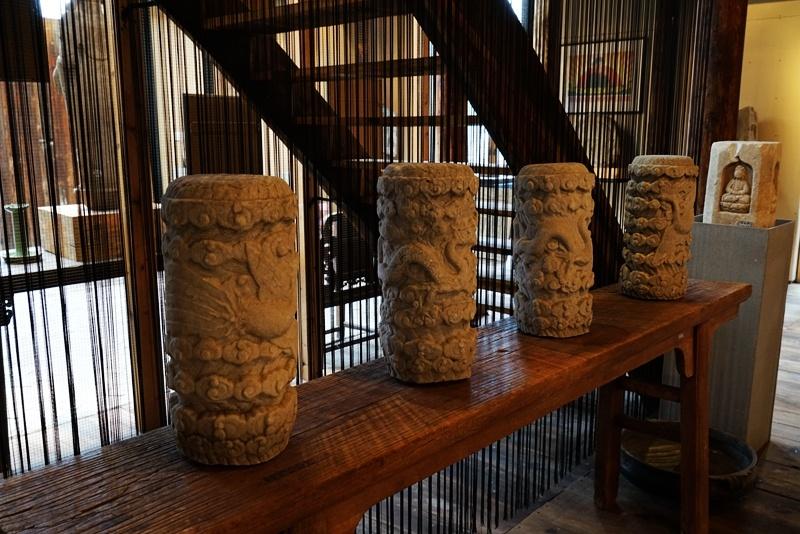 石刻艺术宝库:无和有博物馆 - 余昌国 - 我的博客