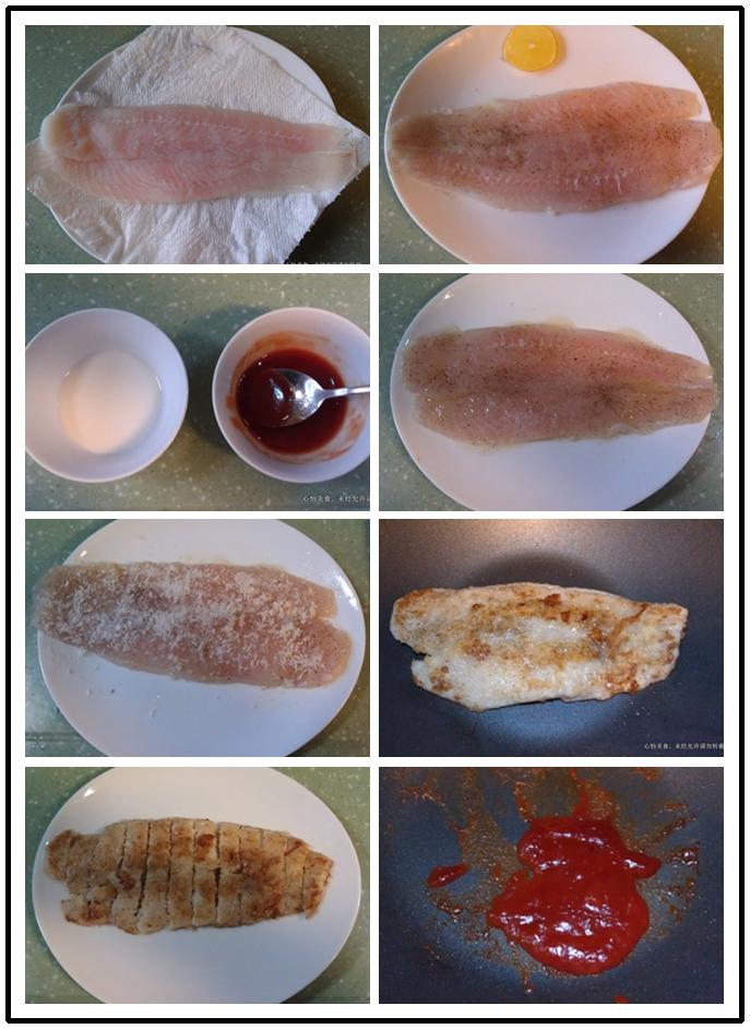 香煎龙利鱼 - 慢美食 - 慢 美 食