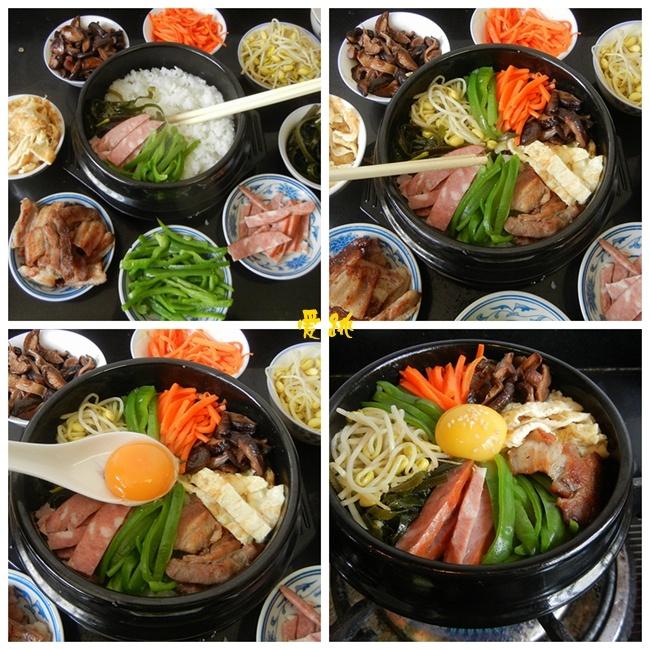 防春困的石锅拌饭 - 慢美食 - 慢 美 食