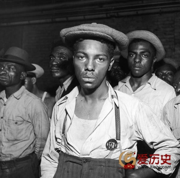 1943年底特律种族暴乱 - 爱历史 - 爱历史---老照片的故事