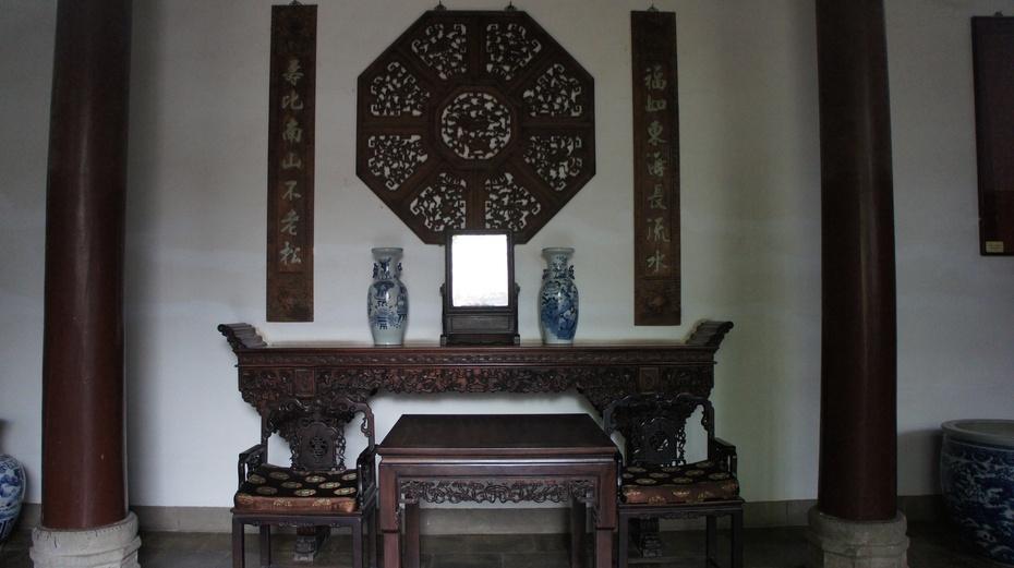 西安关中民俗艺术博物院:明清古民居 - 余昌国 - 我的博客