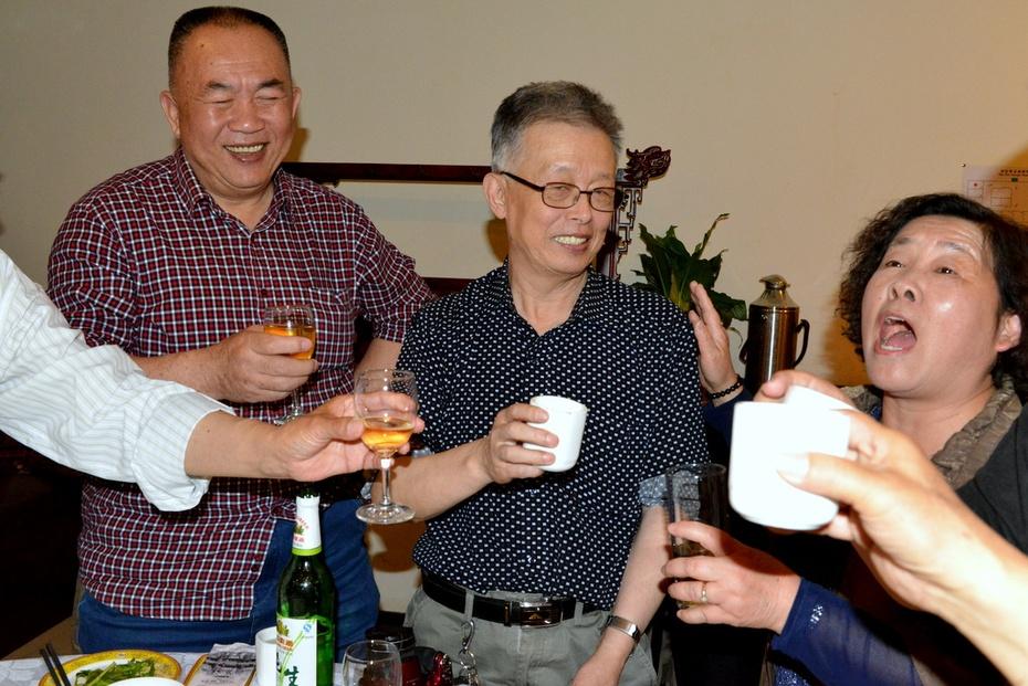 """当年奋战""""大鼓包"""",今日相聚在北京   郁百雄 - zq8523 - 852农场3分场(20团3营)知青网"""