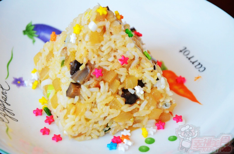 海鲜萝卜饭---解密《舌尖上的中国2》美食 - 慢美食 - 慢 美 食