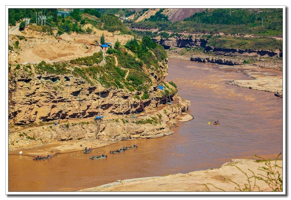 山西行纪:黄河影像 - H哥 - H哥的博客