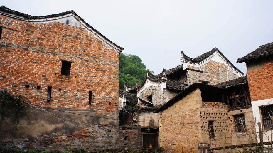 中国历史文化名村:上甘棠 - 余昌国 - 我的博客