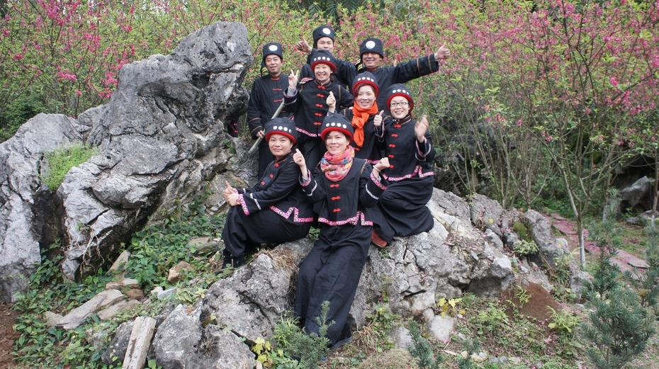 走进桂林刘三姐大观园 - 余昌国 - 我的博客
