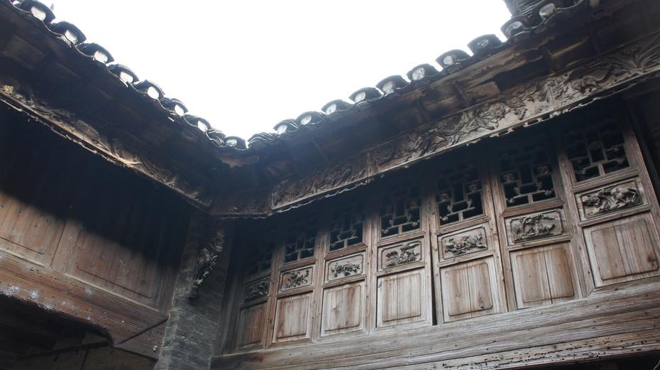 文化特色鲜明的桂林朗山瑶族古民居 - 余昌国 - 我的博客